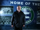 Calgary Canucks President Bill Andrew poses at Max Bell Arena in Caglary on Tuesday, October 30, 2018. Jim Wells/Postmedia