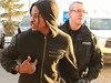 Cordelius Terry Jackson Harrison turns himself into Calgary Police on Tuesday, November 27, 2018. Harrison is a suspect who's wanted under a country-wide warrant for a homicide that occurred at Paranoia nightclub. Jim Wells/Postmedia