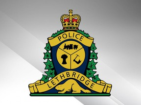 Lethbridge police laid charges against 11 individuals in a crime sweep that also netted a stolen SUV.