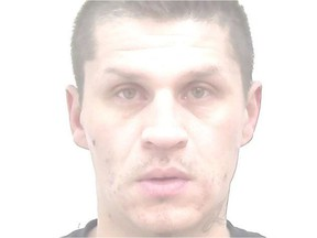 Damien Chris Taypotat, 36, is wanted on 22 outstanding warrants including break and enter, assault with a weapon, uttering threats to cause death, theft under $5,000, and failing to comply with court orders.