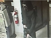 Police say a masked man entered the Fas Gas at 128 Main Street in Airdrie on Monday, March 4, 2019 carrying a handgun and demanded a cashier hand over money in the cash register.