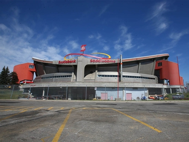 Flames Ready To Replace Saddledome With Brand New Building Calgary Sun