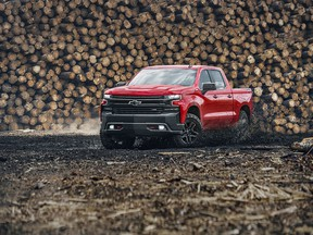 The good news this summer: When you're hauling your mountain bike (or even your camp and fishing gear or kayak) to a favourite destination, you can own the province's rugged trails and rural backroads in a 2019 Chevrolet Silverado Custom Trail Boss.