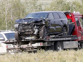 Horst Stewin, a tourist from Germany, was shot in his rented SUV near Morley, Alta., on Aug. 2, 2018.