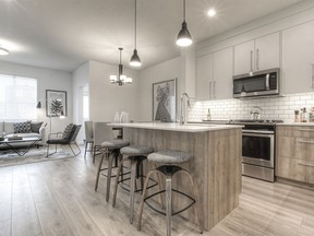 Truman Homes at Chelsea in Chestermere