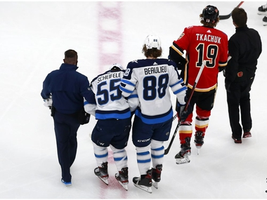 Flames Won T Be Surprised To See Scheifele Laine Later In Series Calgary Sun