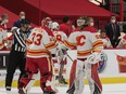 Flames look for middle ground b…