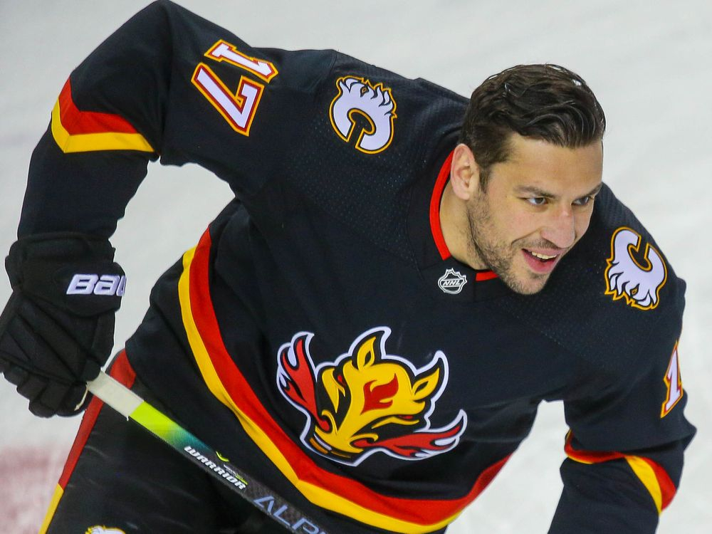 Flames forward Milan Lucic nominated for Masterton Trophy