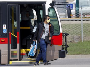 City council has voted to increase mask bylaw fines in public areas from $100 to $500 in Calgary on Monday, May 10, 2021.