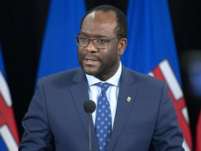 Kaycee Madu, Minister of Justice and Solicitor General.