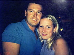 Stephane Parent has been charged with second-degree murder in the 2002 death of Adrienne McColl.