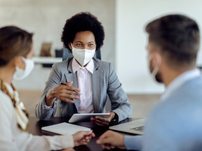 The pandemic prompted families to make tough estate-planning decisions, rather than avoid them,