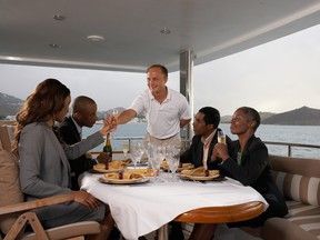 For those who have purchased a luxury yacht, there are significant staffing requirements to consider.