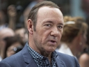 Actor Kevin Spacey arrives for the European Premiere of Now, at a cinema in central London, on June 9, 2014.