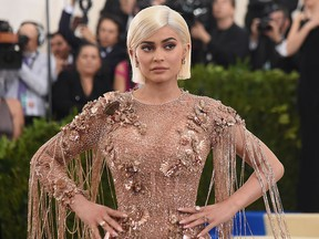 Kylie Jenner in a May 1, 2017, file photo.  (Nicholas Hunt/Getty Images for Huffington Post)