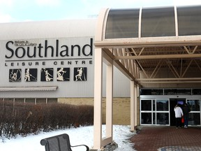 The city-operated Southland Leisure Centre in Calgary is pictured on Monday January 8, 2018.