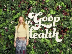 NEW YORK, NY - JANUARY 27:  Gwyneth Paltrow attends the in goop Health Summit on January 27, 2018 in New York City.