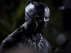 """""""Black Panther."""" (Supplied)"""