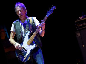 Craig MacGregor of Foghat performs onstage at the Paradise Artists Party during Day 4 of the IEBA 2014 Conference on September 30, 2014 in Nashville, Tennessee.  (Rick Diamond/Getty Images for IEBA)