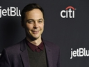 Jim Parsons, a cast member in the television series