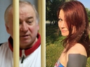Alleged former Russian spy Sergei Skripal, left, and daughter Yulia Skripal were critically ill after being attacked with a nerve agent in Salisbury southwest England on Sunday. (Yulia Skripal/Facebook via AP)