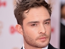 Ed Westwick.  (Jeff Spicer/Getty Images)
