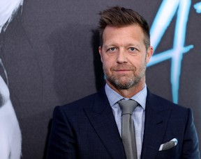"""Director David Leitch attends Focus Features' """"Atomic Blonde"""" premiere at The Theatre at Ace Hotel on July 24, 2017 in Los Angeles, California.  (Neilson Barnard/Getty Images)"""