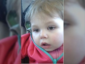 Rosalie Gagnon's body was discovered in a garbage can outside a home in Quebec City on Wednesday.