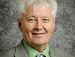 A Brooklyn, New York author has been mistaken on Twitter for Newfoundland and Labrador politician Eddie Joyce, pictured here.