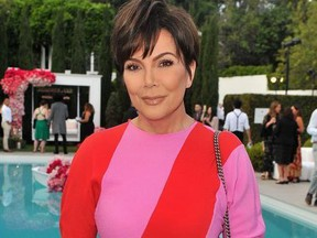 Kris Jenner attends John Legend's launch of his new rose wine brand, LVE, during an intimate Airbnb Concert on June 21, 2018 in Beverly Hills, California.