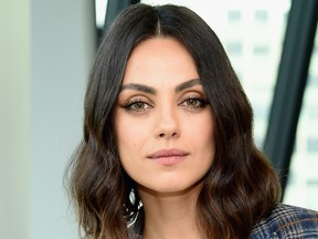 """Mila Kunis attends The Screening Of """"The Spy Who Dumped Me"""" at Hearst Tower on July 12, 2018 in New York City. (Dimitrios Kambouris/Getty Images)"""