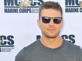 Ryan Phillippe attends 'Shooter' Season 3 Red Carpet And Special Screening At Marine Corps Air Station Miramar at Marine Corps Air Station Miramar on June 20, 2018 in San Diego, Calif. (Jerod Harris/Getty Images)