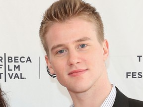 Chase Finlay attends  Tribeca Talks After The Movie: Les Bosquets during the 2015 Tribeca Film Festival at SVA Theater on April 26, 2015 in New York City. (Robin Marchant/Getty Images for the 2015 Tribeca Film Festival)