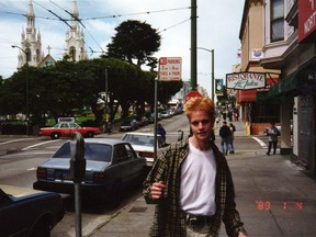 This 1989 file photo provided by the Matthew Shepard Foundation shows Matthew Shepard in San Francisco.