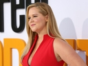 Amy Schumer attends the World Premiere of I Feel Pretty at Westwood Village Theater.