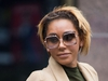 Melanie Brown (Spice Girl Mel B) leaves Los Angeles Superior Court Stanley Mosk Courthouse, in Los Angeles, California, November 9, 2017.  Attorneys for Brown and her estranged husband Stephen Belafonte told Judge Mark Juhas in court November 9, 2017 that they had settled the domestic violence portion of the divorce case. / AFP PHOTO / Robyn BeckROBYN BECK/AFP/Getty Images