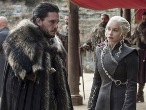 "Bell Media's new Crave+ package includes all of Showtime and older HBO series previously on CraveTV, plus a roster of more recent shows, such as new seasons of ""Game of Thrones"" (pictured) and ""Westworld."""
