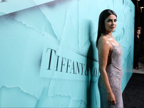 Priyanka Chopra attends Tiffany & Co. Celebrates 2018 Tiffany Blue Book Collection at Studio 525 on Oct. 9, 2018 in New York City. (Nicholas Hunt/Getty Images for Tiffany & Co.)