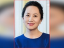 In this undated photo released by Huawei, Huawei's chief financial officer Meng Wanzhou is seen in a portrait photo.