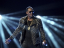 In this June 30, 2013 file photo, R. Kelly performs at the BET Awards at the Nokia Theatre in Los Angeles.