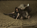 This image released by Disney shows Eva Green in a scene from