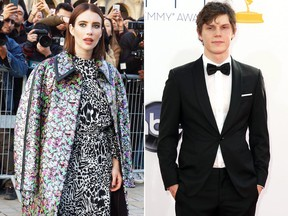 Emma Roberts and Evan Peters have split yet again, according to multiple reports.