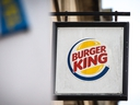 A branch of Burger King is pictured on February 19, 2018 in Bath, England.