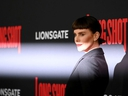 Actress Charlize Theron attends the