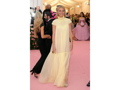 Gwyneth Paltrow attends the 2019 Met Gala Celebrating Camp: Notes on Fashion at Metropolitan Museum of Art on May 6, 2019 in New York City.