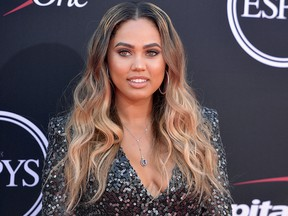 Ayesha Curry attends The 2017 ESPYS at Microsoft Theater on July 12, 2017, in Los Angeles.