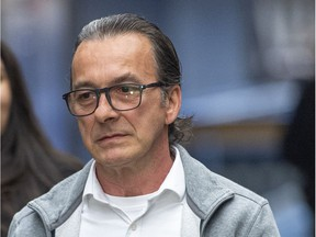 Michel Cadotte, convicted in the death of his ailing wife, will serve two years minus one day after being sentenced on Tuesday.