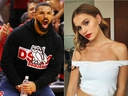 Drake took aim at Bucks co-owner's daughter Mallory Edens after she trolled him by wearing a Pusha T T-shirt at Thursday night's game.