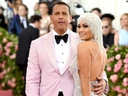 Alex Rodriquez and Jennifer Lopez attend The 2019 Met Gala Celebrating Camp: Notes on Fashion at Metropolitan Museum of Art on May 6, 2019 in New York City. (Dimitrios Kambouris/Getty Images for The Met Museum/Vogue)