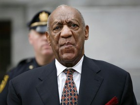 Bill Cosby arriving at the Montgomery County courthouse in Norristown on day 5 of the 2nd trial.